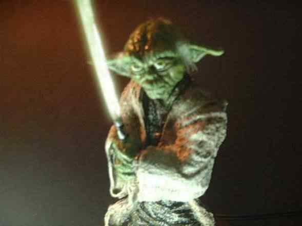 Criando o Yoda