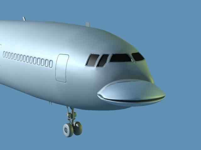 """Ufos não existem. Então este avião bateu """"no nada"""" e amassou."""