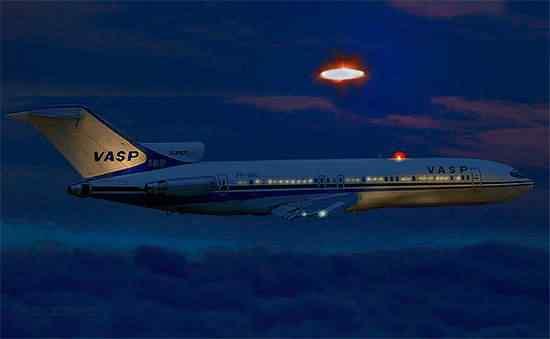 ufo-vasp-plane