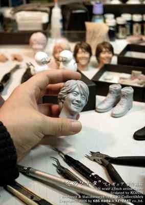 f2 Conheça os doidos escultores da Hot Toys