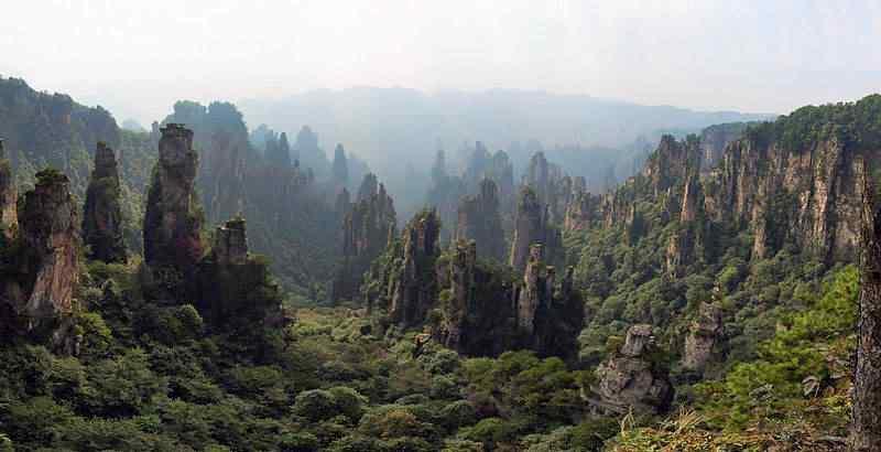 1_tianzishan_wulingyuan_zhangjiajie_2012