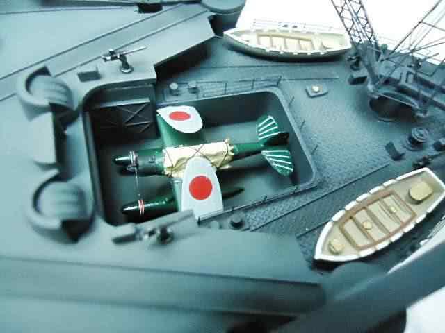 avi2 Plastimodelismo: Construindo o Yamato