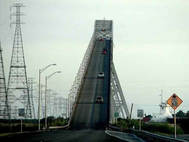 A ponte mais íngreme do mundo