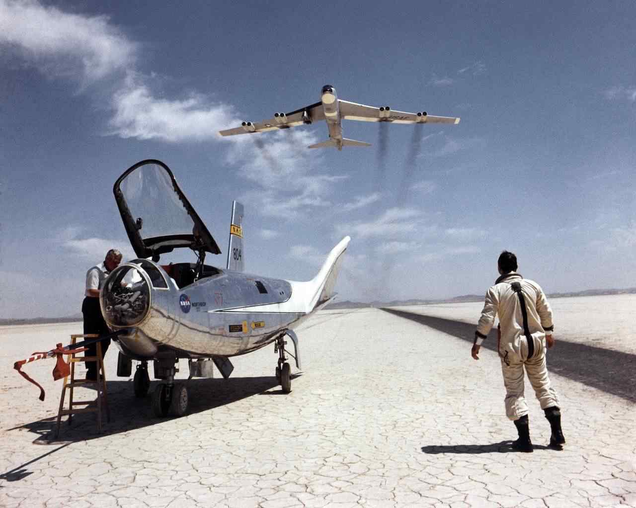 A história do bizarro avião sem asa