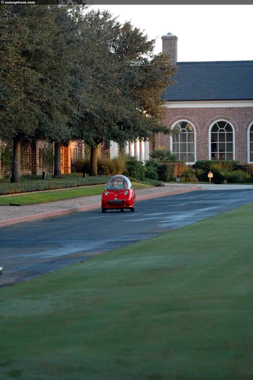 Peel 50 - o menor carro do mundo