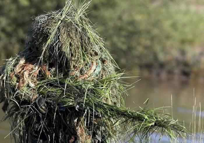 Camuflagem: Ele te mata antes de você conseguir vê-lo