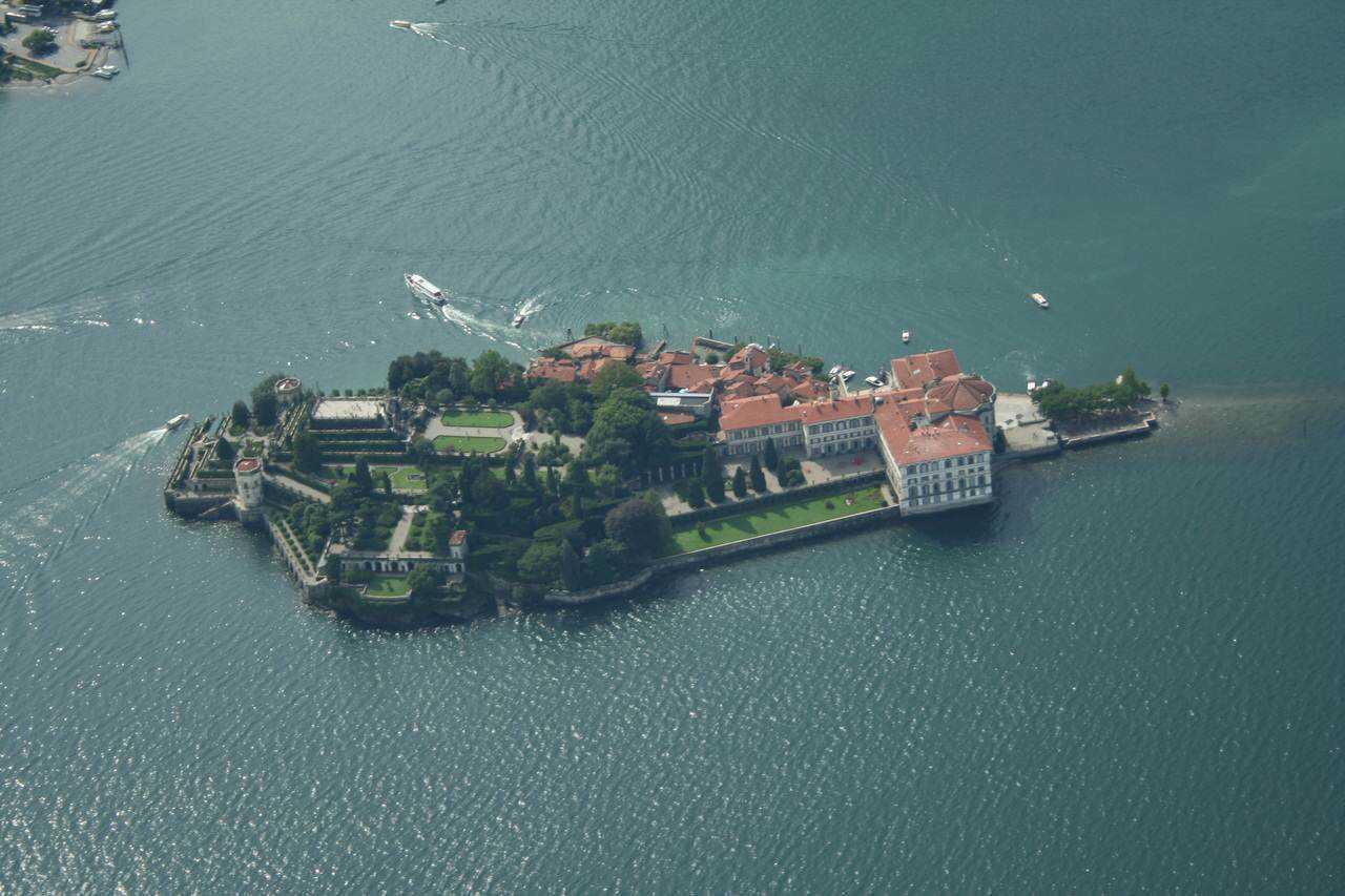 Isola Bella , uma ilha incrível na Itália