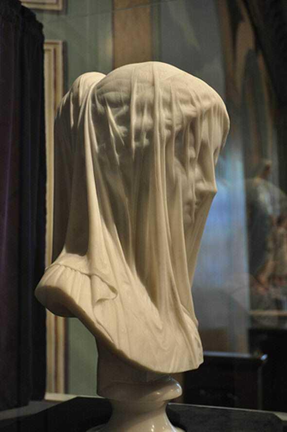 Véus de mármore