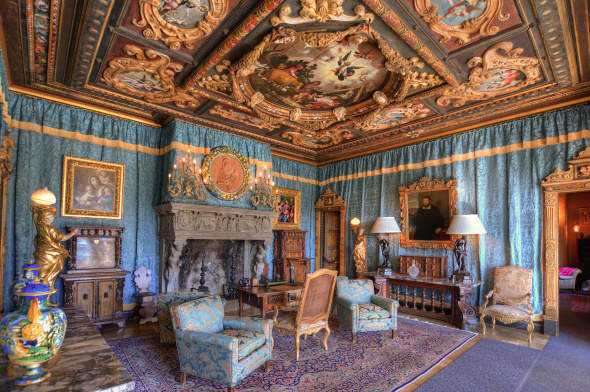 hearst-castle-suite