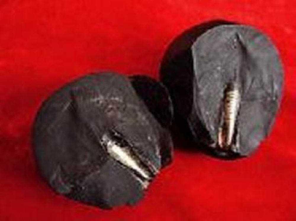 china stone Quem fabricou os Misteriosos tubos de Ferro na China