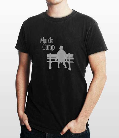 camisetagump