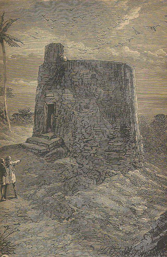 640px BombayTempleOfSilenceEngraving A macabra torre do silêncio