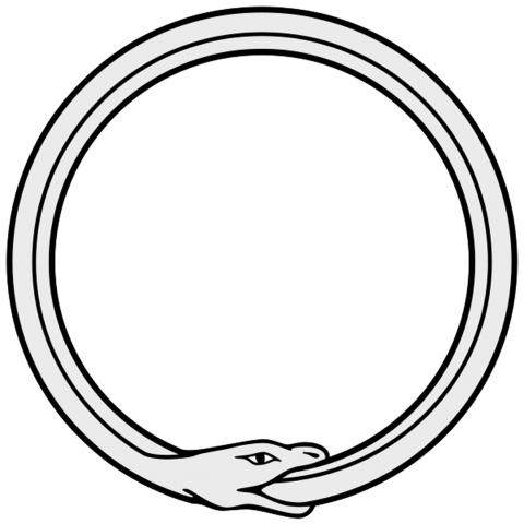 00 Luroboro antico simbolo della ciclicità 480x480 Dez cobras lindas