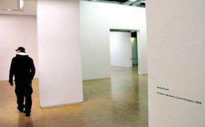 """Exposição de """"Nada"""" em Paris"""