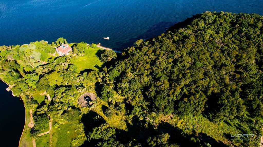 A verdadeira ilha do governador
