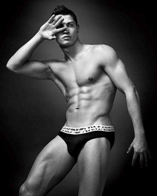 Cristiano Ronaldo e sua masculinidade depilada