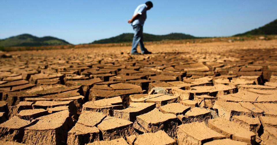 6 1 O problema da crise hídrica, ou só dá valor quando perde
