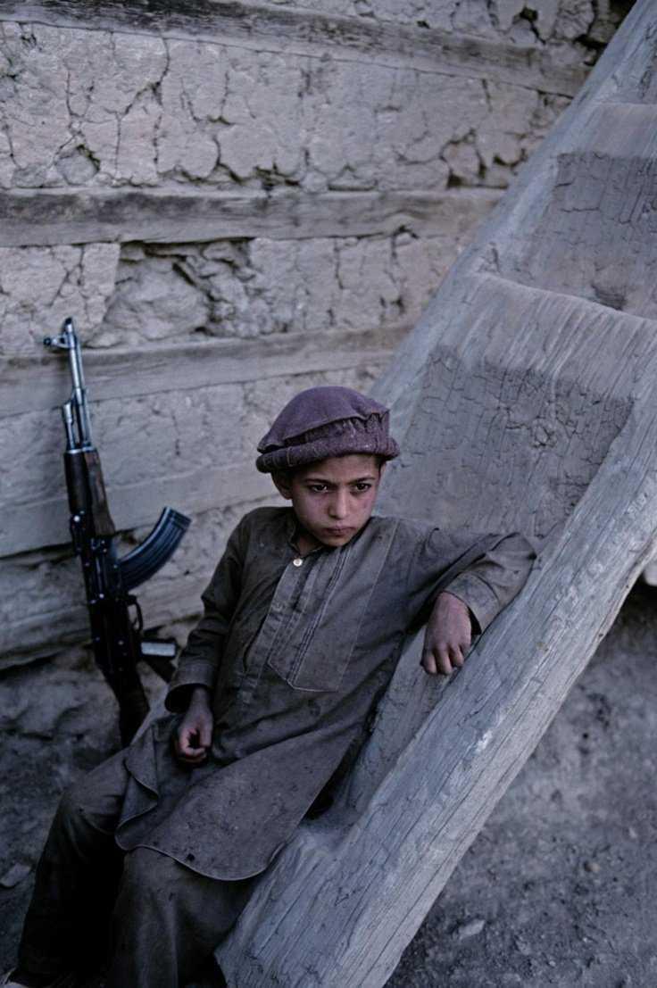 Nuristan, Afghanistan, 1992