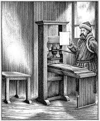 Gutemberg e sua Impressora