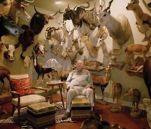 untitled hunter, trophy room # VIII, dallas, texas