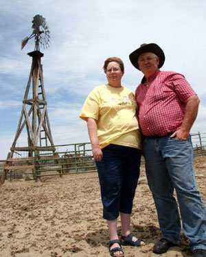 Chuck e sua esposa: Mutilações misteriosas na fazenda