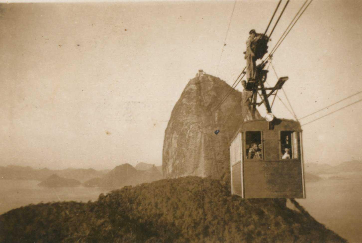 Bondinho_Rio_1940