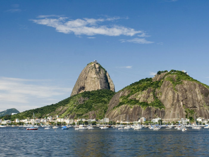 Rio7-Vista do Pao de acucar
