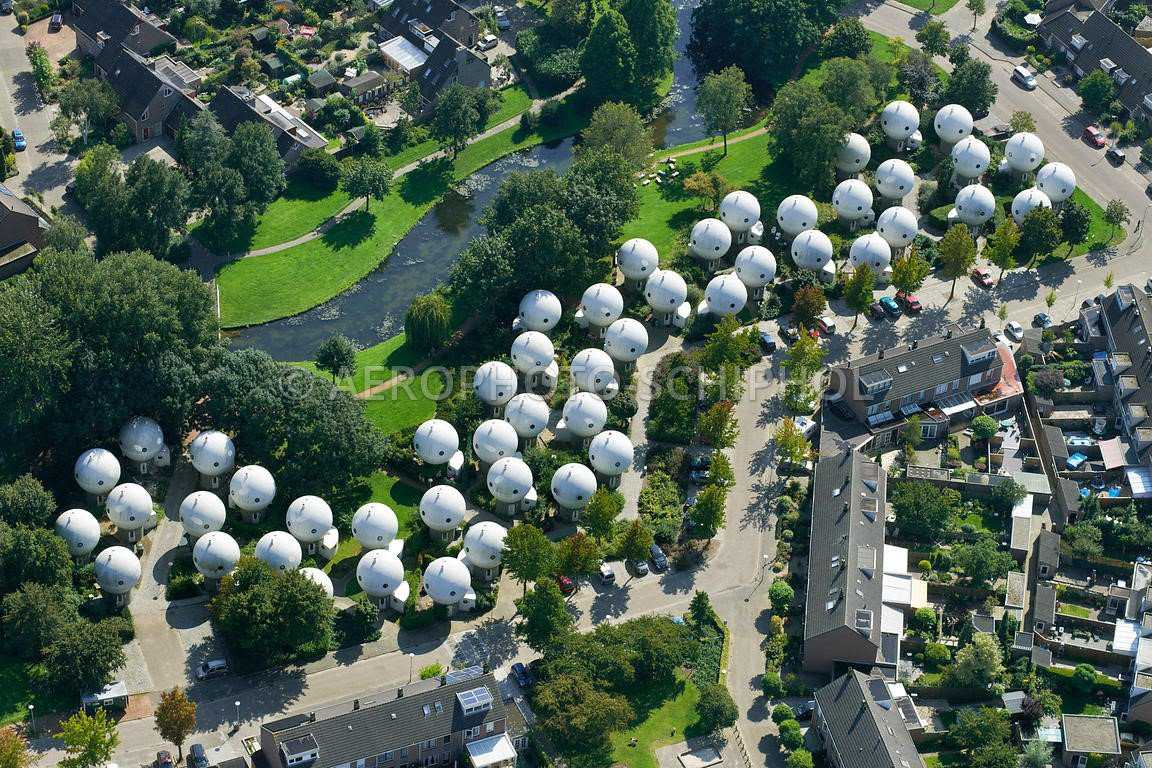 Foto gump do dia: Esferas