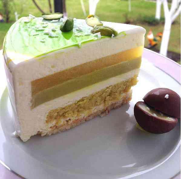 olgabolo As incríveis sobremesas marmorizadas de Olga Noskova
