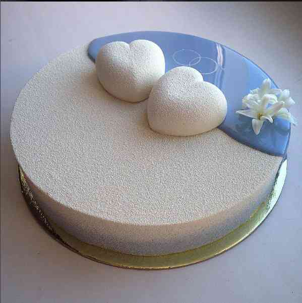 olgabolo2 As incríveis sobremesas marmorizadas de Olga Noskova