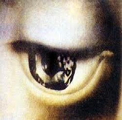 ojo de la virgen