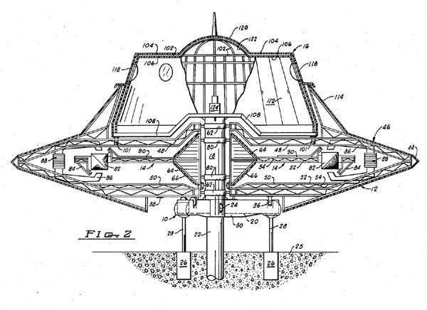 O ufo do Tesla e outras coisas curiosas