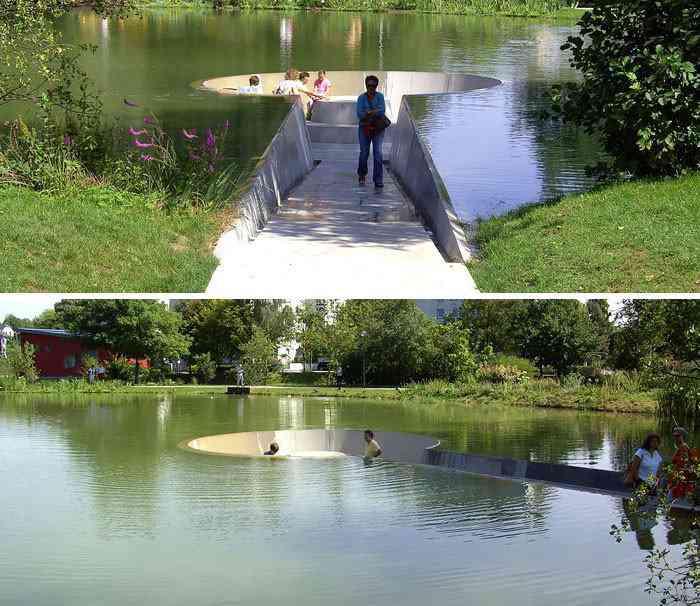 Parque Em Vöcklabruck, Áustria