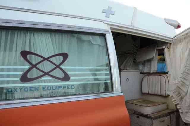 ambulance graveyard mojave desert california 2 Cemiterios esquisitos