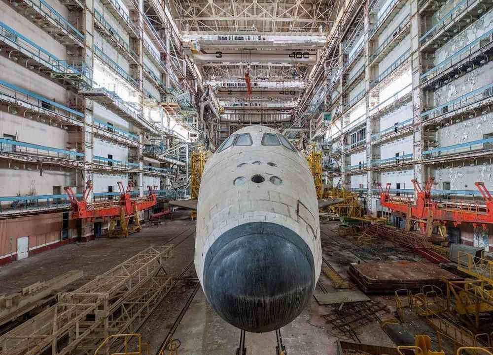 Espaçonaves soviéticas abandonadas