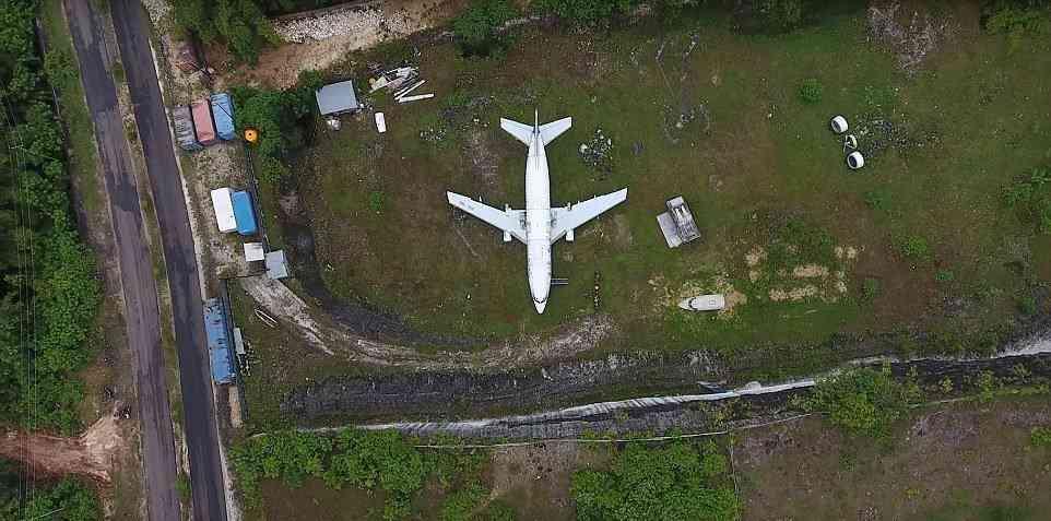 """O mistério do avião """"aparecido"""""""