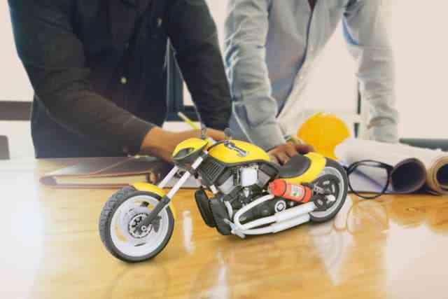 O Mimaki visa o espaço de modelagem e modelagem visual com a tecnologia de impressão 3D em cores. (Imagem cortesia de Mimaki.)