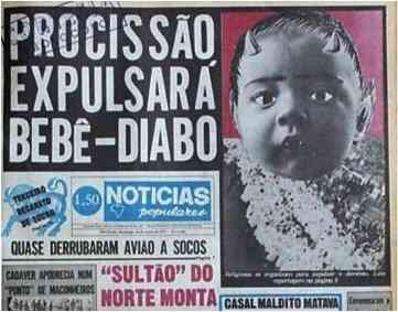 A saga do bebê diabo