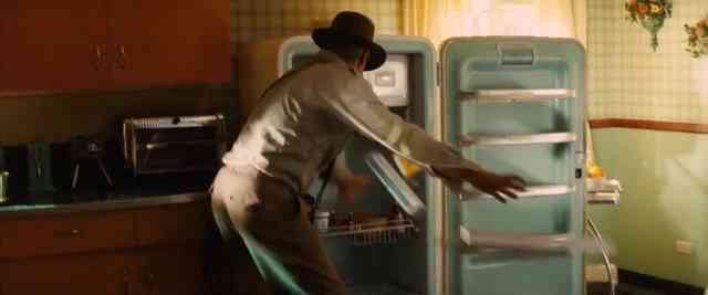Mais uma geladeira em minha vida