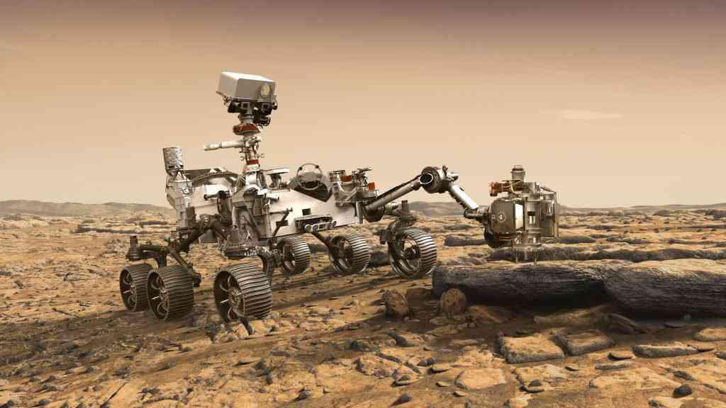 Nasa foi processada por invasão de propriedade privada (ao planeta Marte)