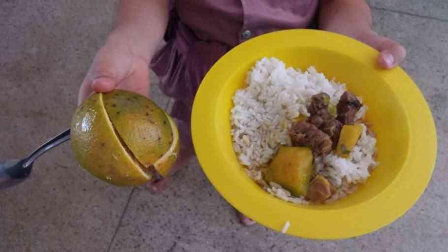 Merenda escolar do mundo e a realidade brasileira