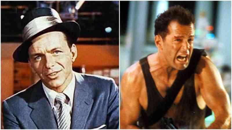 Como Frank Sinatra quase foi John McLane, o protagonista de duro de matar