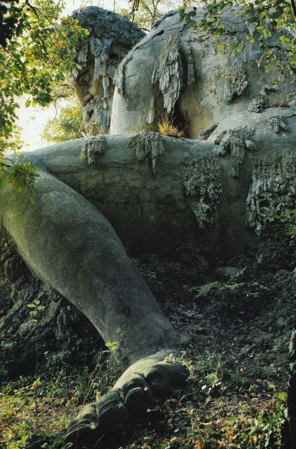 O colosso Apenino