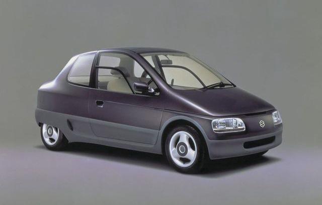 Os curiosos carros conceituais do Japão