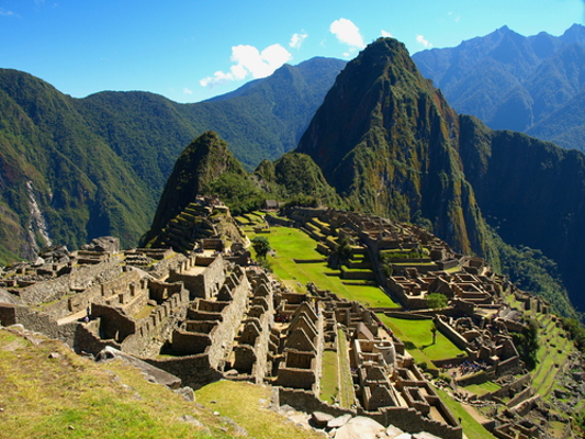 A incrível história da conquista Inca