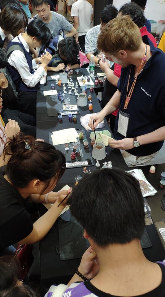 Incríveis imagens da Wonder Fest em Xangai