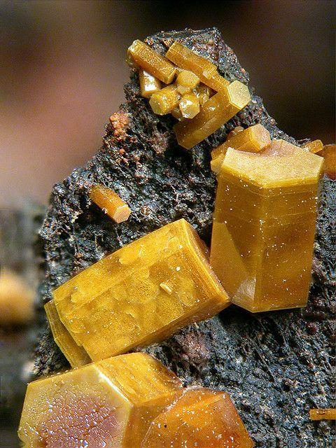 Dez pedras amarelas incríveis