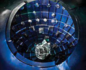 O Raio laser e a fusão nuclear: A energia no futuro será mais barata?