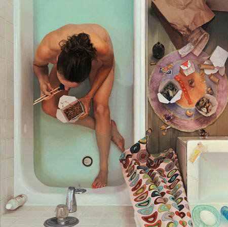 A pintura realista de Lee Price