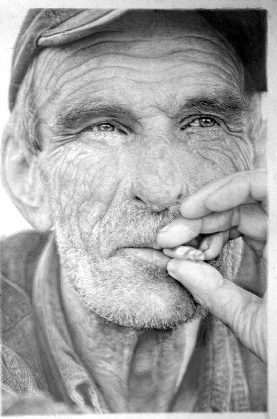 Paul Cadden - o fera do grafite